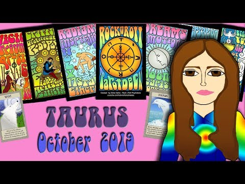 TAURUS OCTOBER 2019 Take A Chance On Love! Tarot Psychic Reading Forecast Predictions