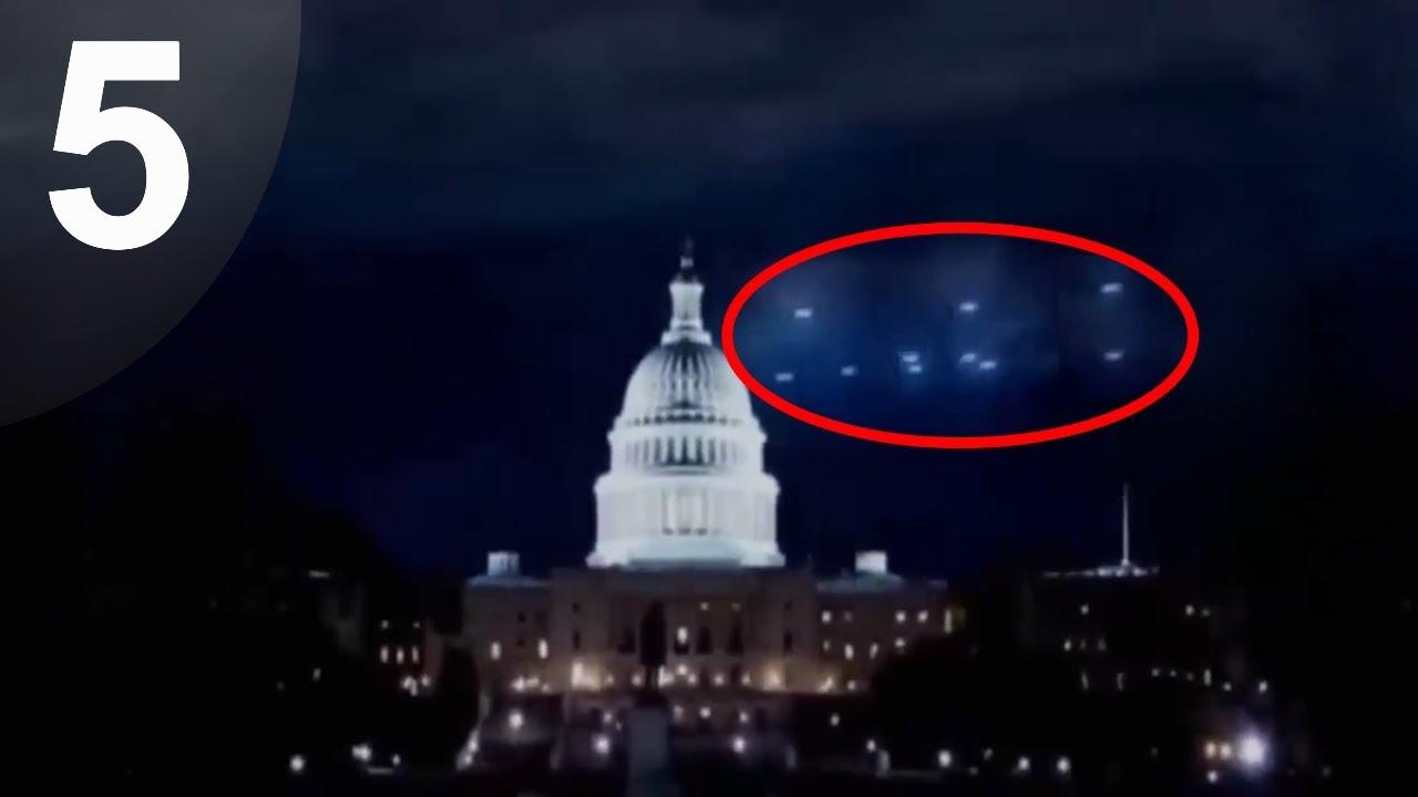 5 เหตุการณ์การพบ UFO ที่สามารถบันทึกภาพไว้ได้