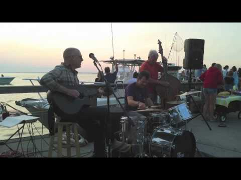 Ed Bettinelli & the BBS trio live at Fair Harbor Fire Island