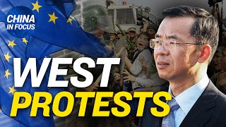 7 EU countries summon China ambassadors; U.S. Trade groups: end Uyghur oppression in China