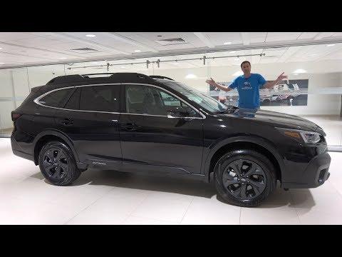 Вот почему Subaru Outback 2020 года - это любимый универсал Америки