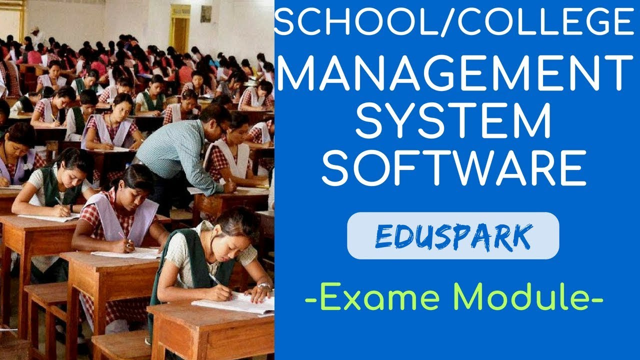 Online School College Management System Software