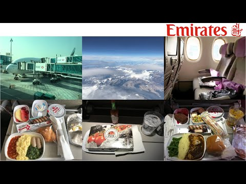 Emirates Airline: Dubai to Los Angeles
