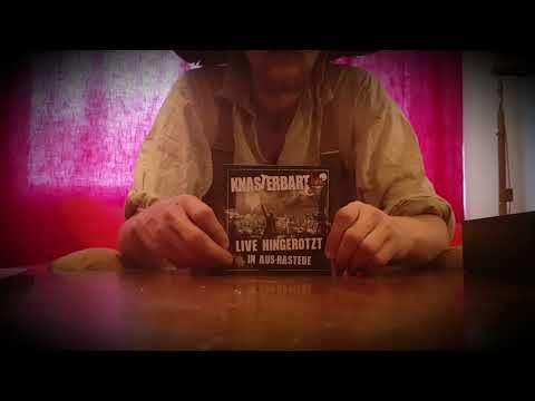 KNASTERBART - Perlen vor die Säue (Unboxing) | Napalm Records