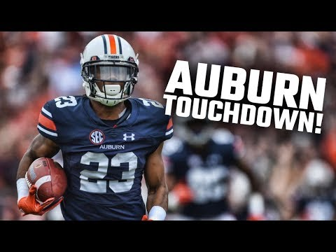 Watch Auburn's 75-yard touchdown play against Ole Miss