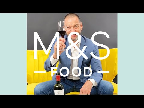 A taste of Fred Sirieix (and our Classics Cabernet Sauvignon)... | M&S FOOD