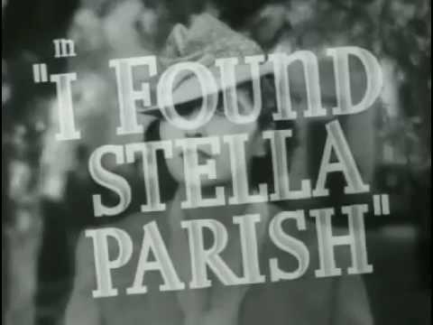 I Found Stella Parish - (Original Trailer)