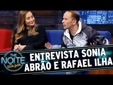 The Noite (07/09/15) - Entrevista Com Sonia Abrão E Rafael Ilha