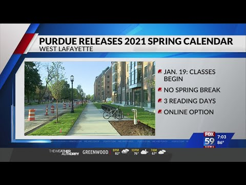 Purdue Calendar 2021   Calendar 2021