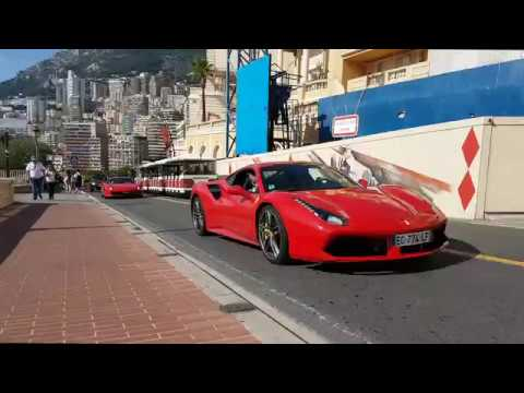 SUPERCARS, YACHTS AND PANORAMAS *ONE DAY IN MONACO*