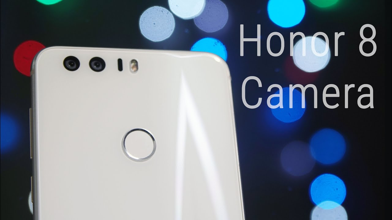 Honor 8 Camera Review - Flagship Cameras? - YouTube