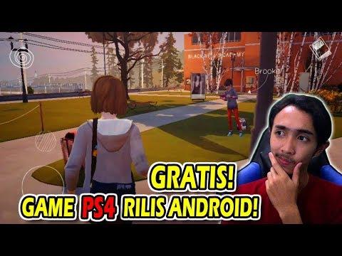 GAME PS4 RILIS DI ANDROID NI! GRATIS LAGI! - LIFE IS STRANGE INDONESIA (ANDROID) - 동영상
