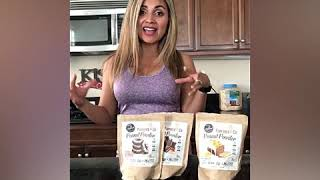 Flavored PB Co Powdered Peanut Butter Testimonial