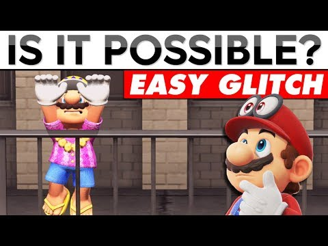 NEW SUPER EASY Out-Of-Bounds Glitch in New Donk City   Is It Possible?