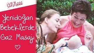 Yenidoğan Bebeklerde Egzersiz ve Gaz Masajı