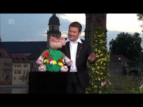 Bauchredner Sebastian Reich & Amanda, Ausschnitt TV-Auftritt