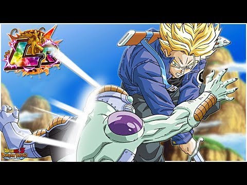 LR SSJ TRUNKS AWAKENING & TEAM SHOWCASE - SSJ3 BROLY DOKKAN EVENT! DBZ Dokkan Battle
