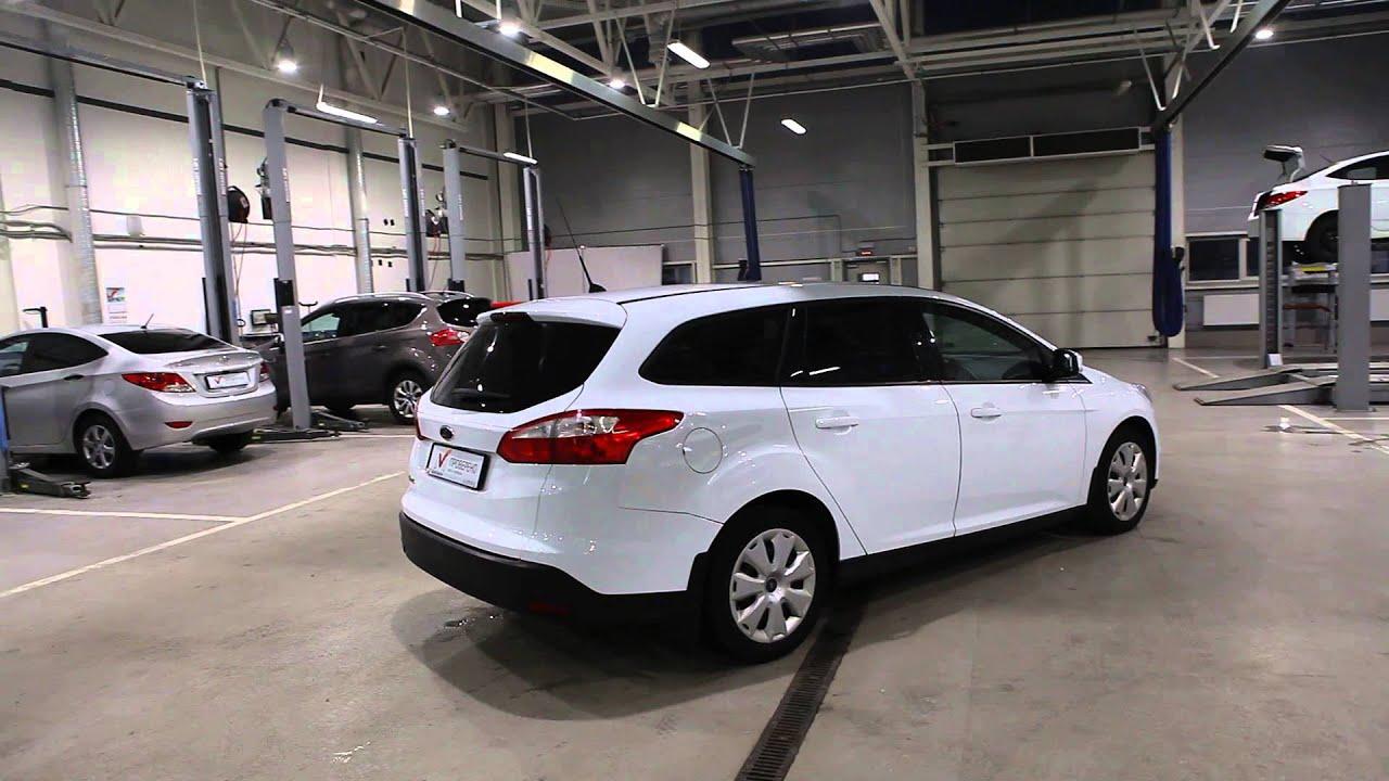 фото белый форд фокус 3