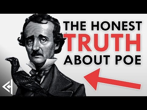 Cool History  Who Was Edgar Allan Poe... Really?  Cool History
