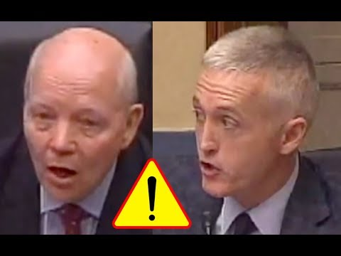 """Trey Gowdy Scolds IRS Commissioner! """"Words Have CONSEQUENCES Mr. Koskinen!"""" Gowdy Pissed!"""