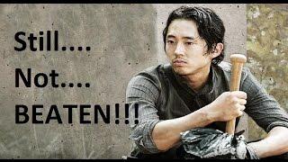 The Walking Dead - Negan does NOT kill Glenn - PROOF!!!