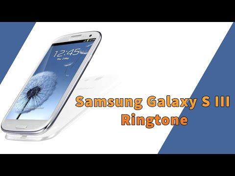 Samsung Galaxy S III   نغمة