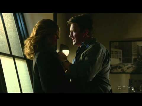 CASTLE & BECKETT - 7X12 CASKETT HOT SCENE