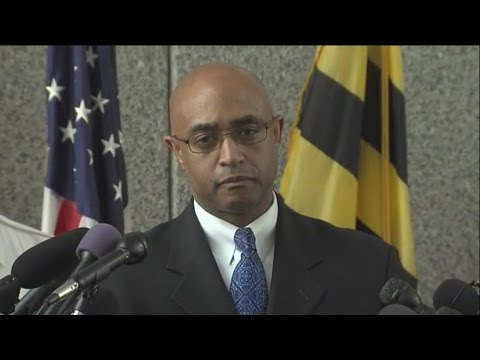FULL VIDEO | Baltimore Police offer update to death of Freddie Gray investigation