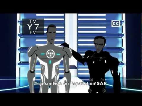 TRON Uprising | A recap of the story arc before TRON faces his nemisis e10 720p HD