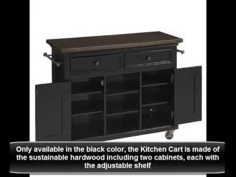 4528 95 Dolly Madison Kitchen Cart 29 Off YouTube