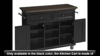 4528 95 Dolly Madison Kitchen Cart - 29% Off