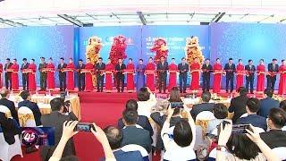 Chủ tịch Quốc hội Nguyễn Thị Kim Ngân làm việc tại Khu CNC Hòa Lạc