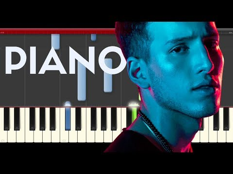 Sebastian Yatra Sutra Dalmata Piano Midi tutorial Sheet app Cover Karaoke
