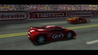 N64 - Ridge Racer 64 - Intro