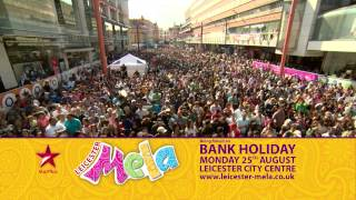 Leicester Mela 2014 Promo - Star Plus