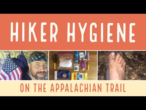 Managing Hiker Hygiene On The Appalachian Trail