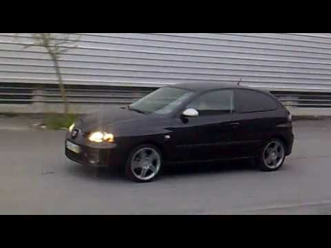 seat ibiza fr 2007 youtube. Black Bedroom Furniture Sets. Home Design Ideas