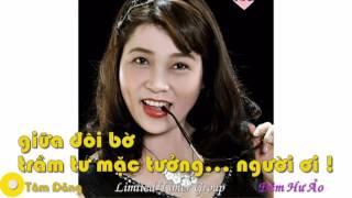 (Reggae)-ĐÊM HƯ ẢO-Quỳnh Dao Vương Nữ-LeDucHuyen-HatDemo