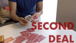 I'M BACK! How to perform the Second Deal for MAGIC