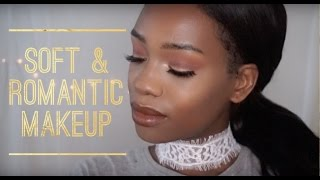 Soft & Romantic Makeup | Great for Beginners