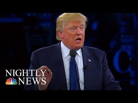 Donald Trump May Announce U.S. Embassy's Move To Jerusalem As Soon As Tomorrow | NBC Nightly News