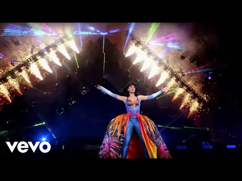 "Katy Perry  Firework From ""The Prismatic World Tour """