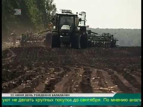 Посевная прошла успешно несмотря на капризы погоды в Челябинской области