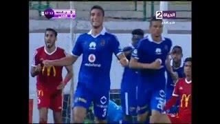 هدف الأهلي الأول في حرس الحدود مقابل 0 رامي ربيعة الدوري 4 مايو 2016