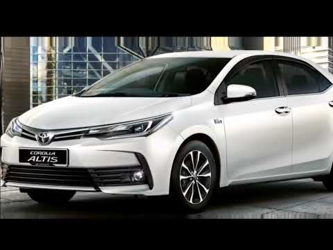 New Toyota Corolla Altis 2017 Specifications With Interior And Exterior