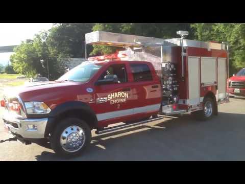 Sharon vt new engine 2