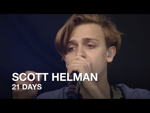 Scott Helman | 21 Days | CBC Music Festival
