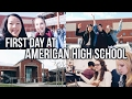 WHAT AN AMERICAN HIGH SCHOOL IS LIKE & TARGET ADVENTURES! USA VLOG #2