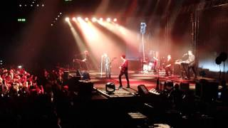 a-ha Live - Intro I've been losing you - Hallenstadion Zurich - 04.04.2016