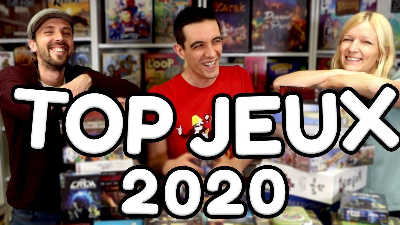 NOS 10 JEUX DE SOCIÉTÉ PRÉFÉRÉS DE 2020